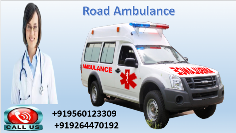 top-and-hi-tech-road-ambulance-service-in-patna-with-complete-medical-solution-big-0