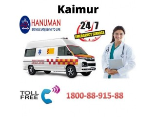 Hire (1800-88-915-88) Top Road Ambulance Service in Bhagalpur