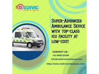 Notable Emergency ICU Ambulance Service in Delhi by Medivic