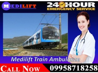 Get Medilift Train Ambulance Facilities in Bangalore with the Amazing Service