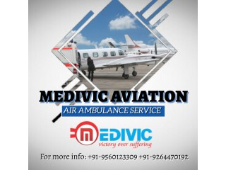 Hire Medivic Air Ambulance Services in Mumbai at a Satisfactory Price