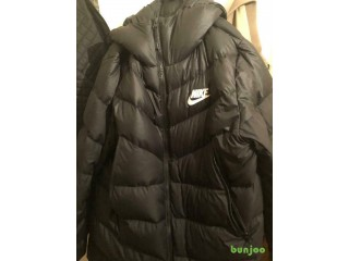 Nike Downfill Bubble Jacket LARGE