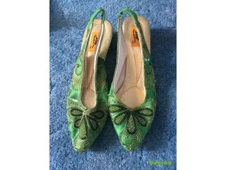 Brand New Traditional Indian Women's Shoes - UK Size 5