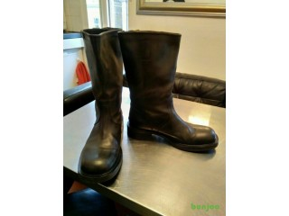 Brand new Buttero Italian leather boots size 9 (43) usually £160 central London bargain