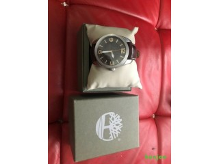 Beautiful Men's timberland watch