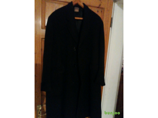 G. A. Dunn & Co. Overcoat splendid vintage clothing
