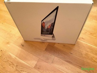"""NEW CONDITION,BOXED, IMAC 27"""" LATE 2013, 3.2GHZ i5, 1TB STORAGE,8GB RAM,,LATEST MACOS CATALINA"""