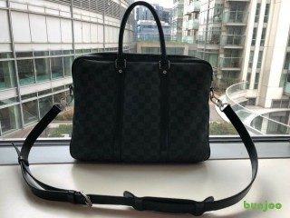 Authentic Louis Vuitton Damier print briefcase