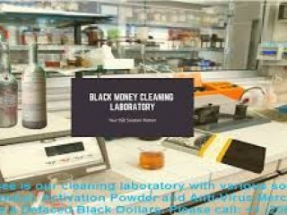 BEST SUPPLIERS OF SSD CHEMICAL SOLUTION FOR CLEANING BLACK MONEY | Activation Powder  +27780171131 in Lenasia