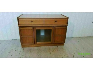 Vintage Teak Tv Unit No140518