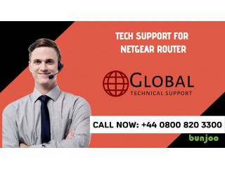 Get the best Netgear Support in UK
