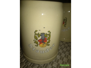Collectable German tankard early one £8