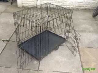 X2 pet/dog cages for sale £10 each or 2 for £15