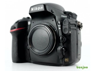 Used Nikon D800 for sale. Signs on usage