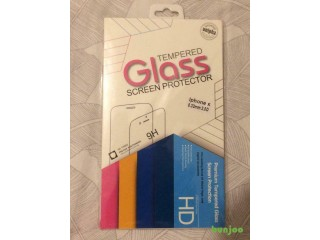 IPhone x tempered glass screen protector £5