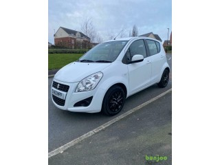 2013 SUZUKI SPLASH SZ2 *** IDEAL FIRST CAR **