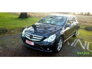 LHD Mercedes-Benz R320 3.0TD L 7G-Tronic CDI Sport LEFT HAND DRIVE 6 SEATER