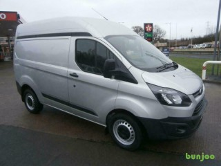 2014 FORD TRANSIT CUSTOM 330 LR P/V PANEL VAN DIESEL