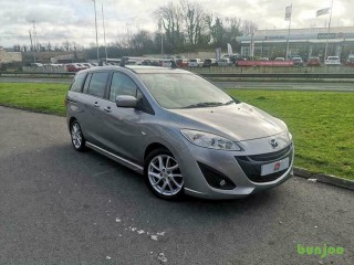 2012 Mazda 5 Sport - 7 Seater - 2.0 Petrol - New MOT- Only 58000 Miles