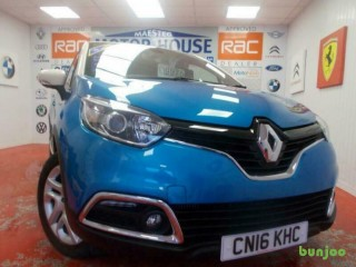 Renault Captur DYNAMIQUE NAV TCE(SAT NAV) (10014 MILES) FREE MOTS FOR AS LONG A