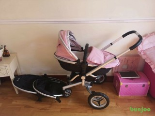 Silver Cross Surf Pram Immaculate Condition