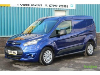 2016 FORD TRANSIT CONNECT 200 TREND 1.6 TDCI 95 BHP SWB DIESEL MANUAL VAN, 1 OWN