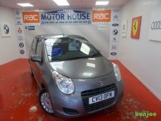 Suzuki Alto SZ2 (£0.00 ROAD TAX) FREE MOT'S AS LONG AS YOU OWN THE CAR!!