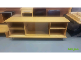 16. Solid oak sideboard