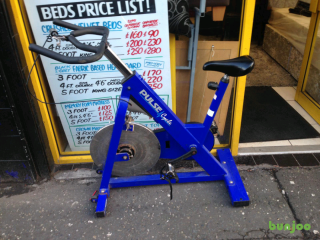 Pulse group cycling spinning bike£85