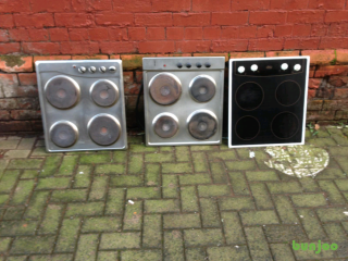 Selection of hobs £35 a piece