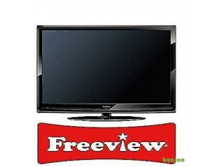Refurbished 12 Months Warranty Goodmans 32 Inch Flat Screen TV, Freeview, HDMI, Computer Monitor