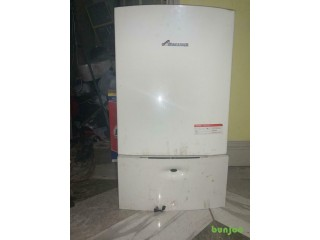 Worcester Greenstar 30L Gas Combination Boiler - White