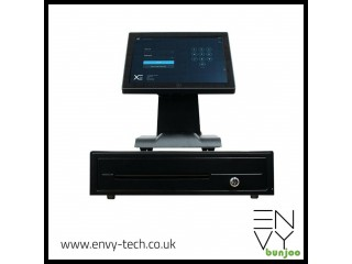 Full Touchscreen EPOS System for Retail POS Cash Register Till Convenience Store Vape Clothing Shop