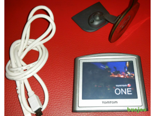Tomtom one 3rd edition (1GB) sat nav for sale in liverpool