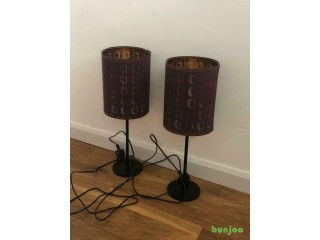 Bedside table lamps Ikea
