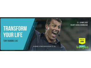 Tony Robbins Birmingham  UPW 2020 Event Tickets