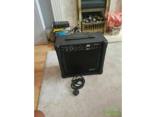 EASTCOAST AMPLIFIER 20 GA DR good condition and fully working