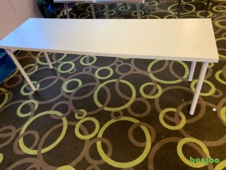 Ikea Linnmon desk/table, white, (200x60) £25