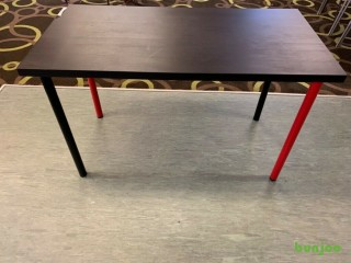 Ikea Linnmon desk/table, black, (120x60) £18.
