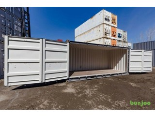 20 ft SHIPPING STORAGE CONTAINER