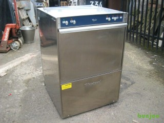 Whirlpool Commercial Dishwasher 50×50 basket