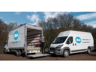 JOHN and VAN – Home removals & single items, delivery / man & van services / White City
