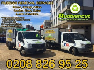 Ealing Same Day Service - Rubbish Clearance - Waste Disposal - Junk Removal - Short Notice - Garden