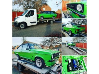 CAR DELIVERY COLLECTION TRANSPORT MOVEMENT RECOVERY SERVICE BASED IN M