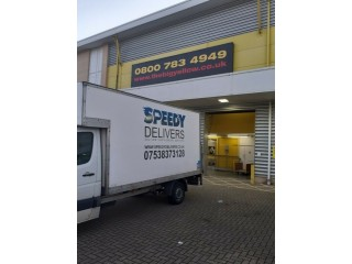 Removals and Delivery's East London Man and Van hire services, 24,7, Good Prices, Reliable, Delivery