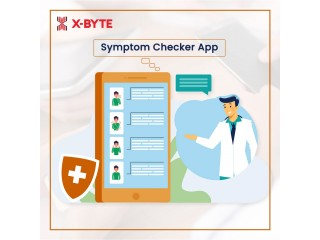 Best Symptom checker mobile application development company in UK | X-Byte Enterprise Solutions