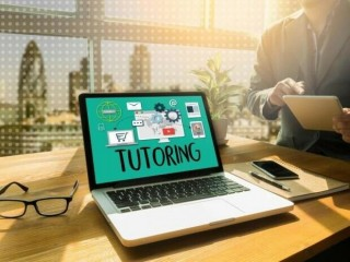 Online Tutor Service for Maths/English (Year 1 - Year 8 Children)