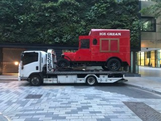 LONDON RECOVERY BREAKDOWN TOWING TRUCK 24/7 SERVICE CAR LONDON TRANSPORTER
