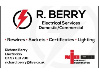 R.BERRY Electrical Services