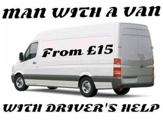 MAN AND VAN & REMOVAL ALL SERVICES